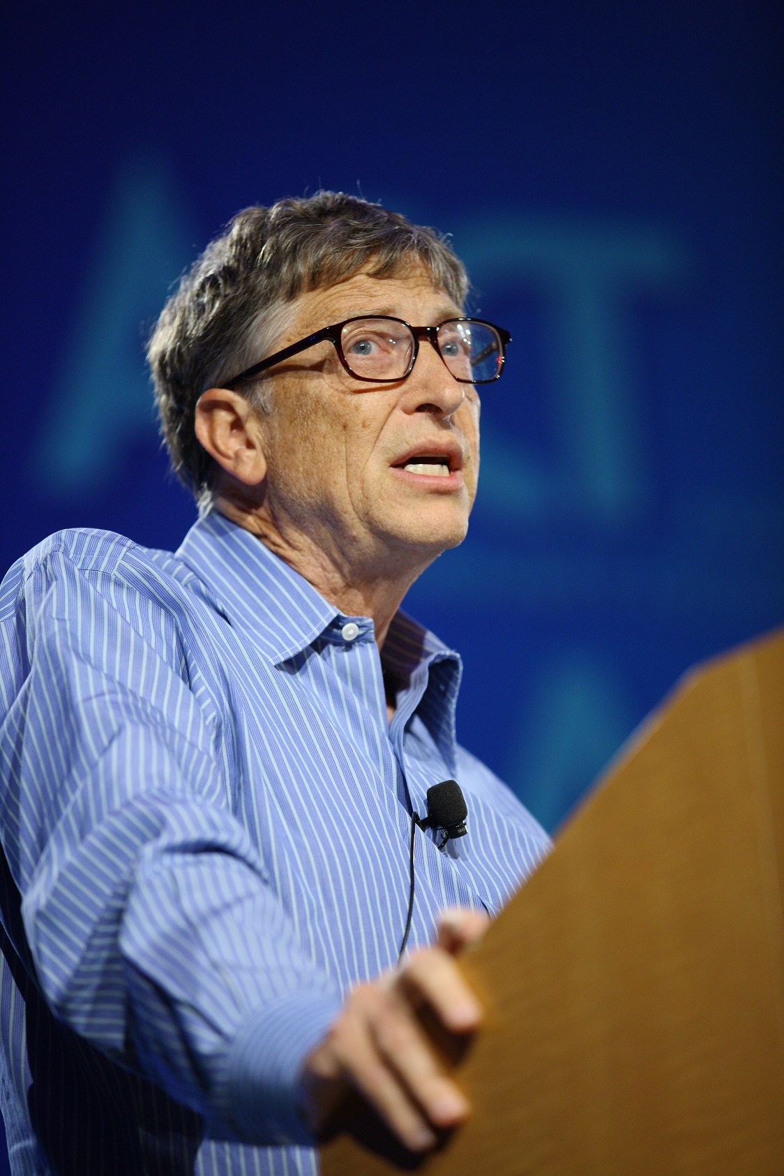 Bill Gates speaks about innovation in higher education at 2013 ACCT Leadership Congress