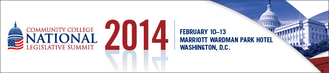 2014 Community College National Legislative Summit