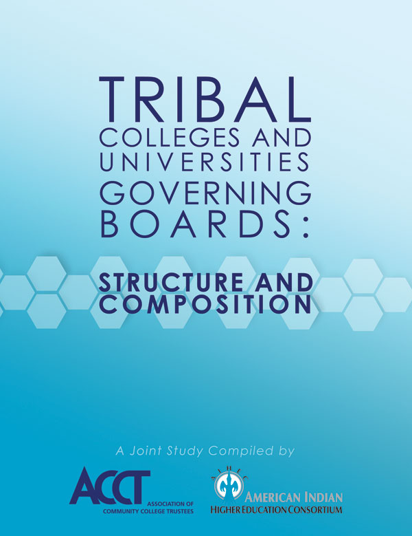tribal report cover