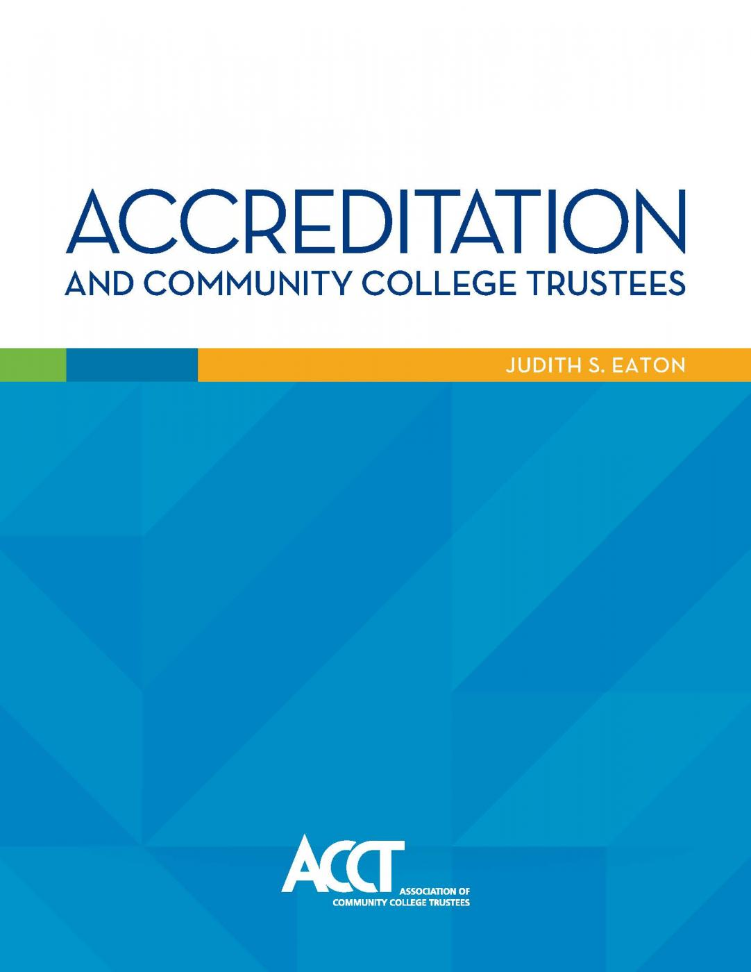 Accreditation report