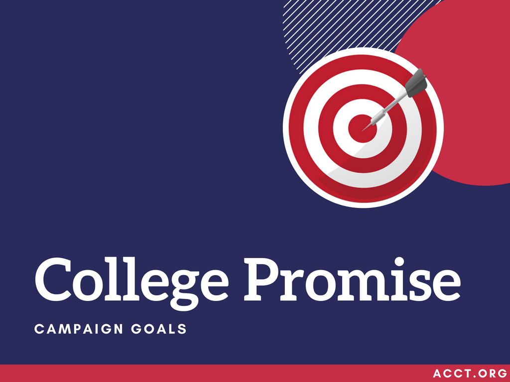 college goals The college met and exceeded its three campaign goals: to raise funds for the christ the king chapel project, double the endowment, and meet the college's increasing annual fund needs due to student enrollment growth during the life of the campaign.